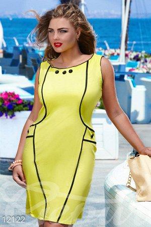 Элегантное яркое платье!