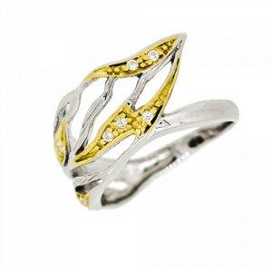 Серебряное кольцо из распродажи, к нему есть серьги