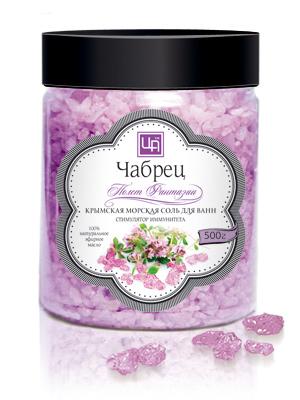 ЦА Крым Безсульфатные шампуни💖+эфирные масла! — Соль морская для ванн 500 грамм — Для тела