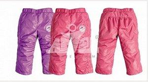Непромокаемые штаны на осень/весну
