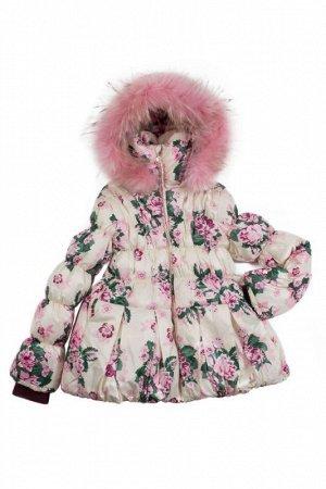 Куртка текстильная для девочки