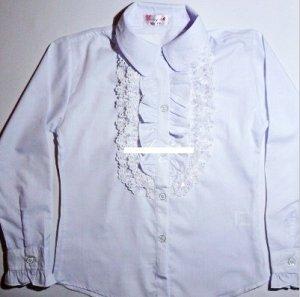 Блуза школьная, 134-140