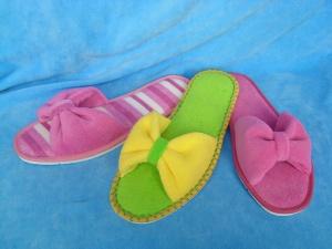 Торопец! Домашняя Обувь! Мужская, женская, детская — Серия Эконом- гостевые тапки