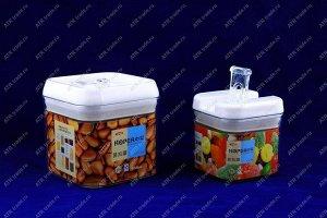5363 Банка для хранения сыпучих продуктов малая