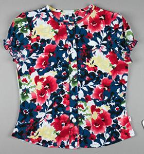 Блуза для девочки  MM Dadak 134 см НОвая Польша