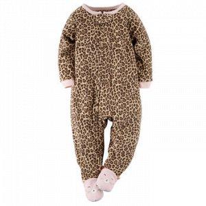 отличная пижама для девочки, которая не любит укрываться