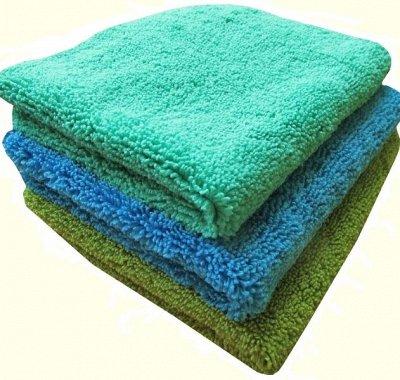 Микрофибра  для уборки и бани*Свободный склад- 1/20 — Для бани — Полотенца