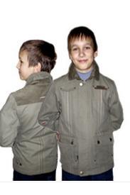 Ветровка для мальчика. Россия