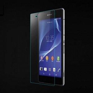Стекло защитное на ровную часть экрана Sony Xperia