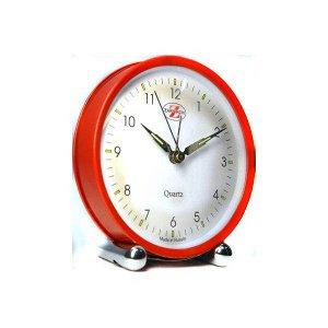 Будильник Тип механизма: Кварцевый Корпус: Пластик Минеральное стекло ГАБАРИТЫ (В\Ш\Г) : 125-110-40 (мм.)