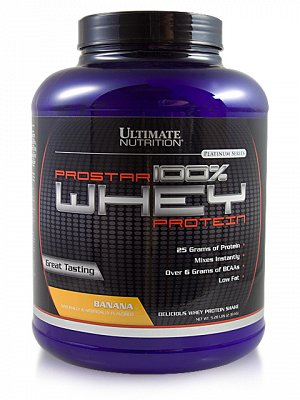 Протеин ULTIMATE NUTRITION Prostar Whey - 2,4 кг