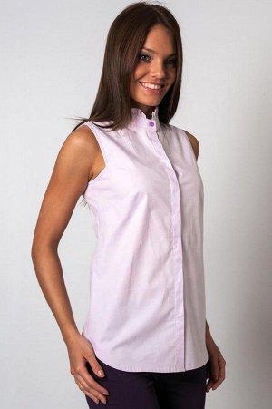 Блузка женская 50 р-100 (164) размер,светло-сиреневый