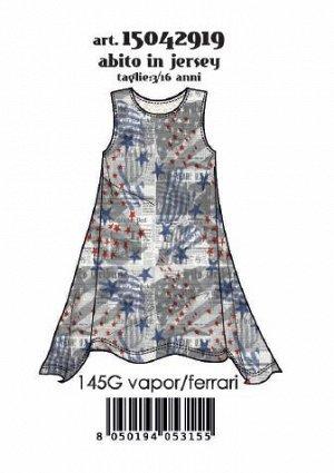 Платье для девочки 15042919