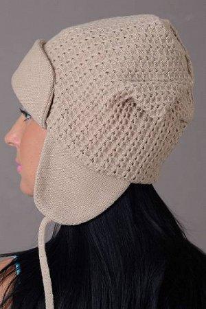 Классная шапочка цвет СЕРЫЙ