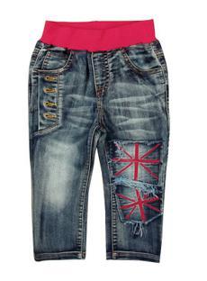 Стильные джинсы новые 110 см