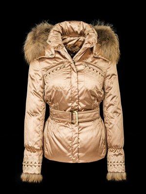 Теплая зимняя куртка - фирма Мерлион