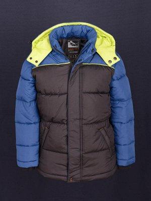 Продам зимнюю куртку на мальчика.