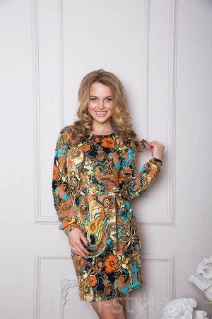 Хорошенькое платье 42-44размер