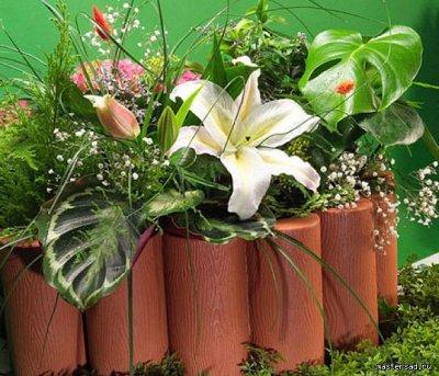 Ваш красивый сад - 🌹 Компостеры, заборы, дорожки