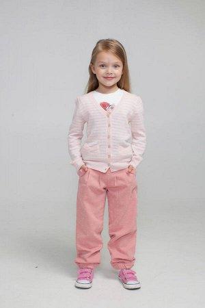Брюки детские для девочек Gemini розовый