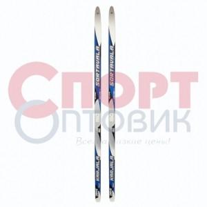 Лыжи пластиковые беговые