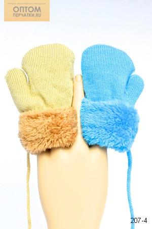 Хорошие тепленькие рукавички. Шерсть