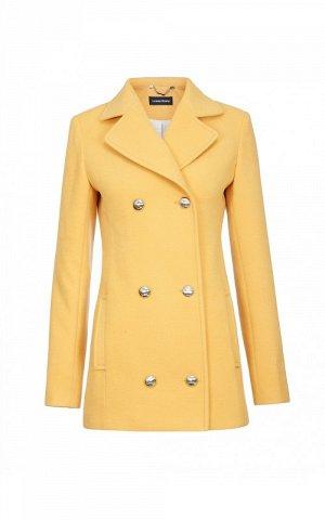 отличное пальто 48р