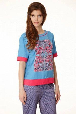 Яркая блузка BAON