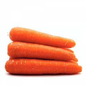 Морковь мытая КНР