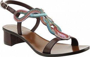 женские туфли ремешковые летние