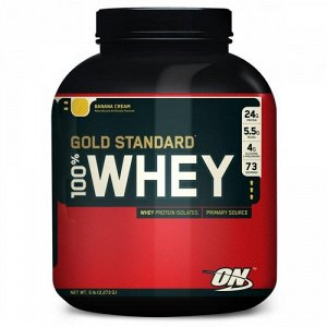 100 % Whey protein Gold standard 2270 гр.