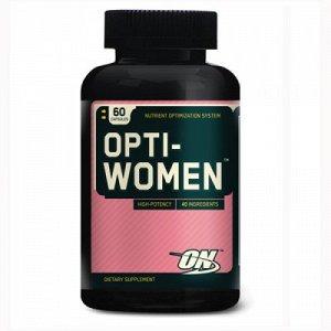 Оptimum nutrition opti-women 60 таблеток