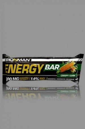 Шоколадный батончик Ironman Energy Bar 50 гр.