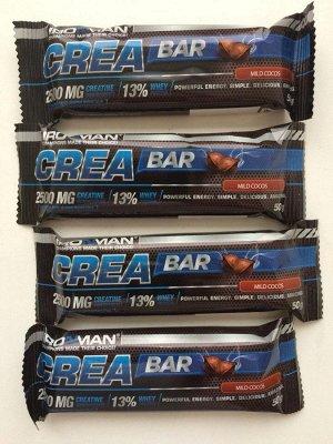 Шоколадный батончик Ironman Crea Bar 50 гр.