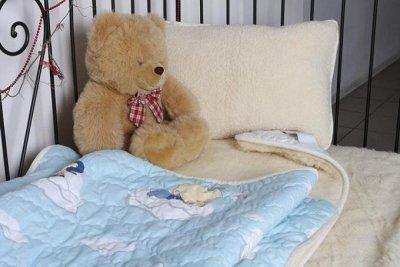 Magic Wool  Изделия из натуральной шерсти — Детское постельное — Одеяла