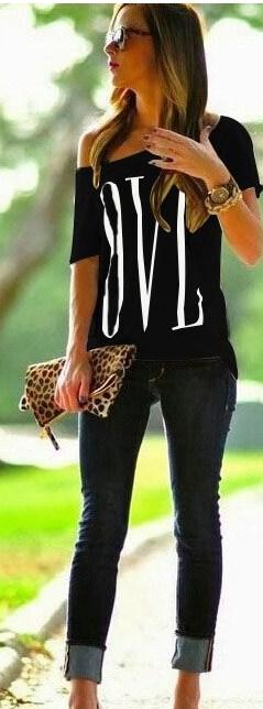 Блузка на одно плечо!!!