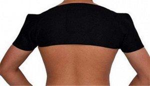 Лечебная Турмалиновая накидка на плечи