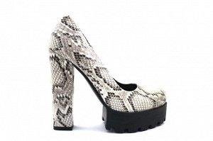 Туфли рептилия