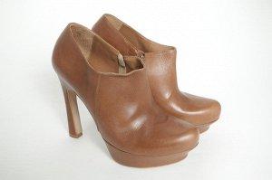 классные ботиночки из натуральной кожи