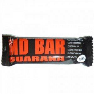 Шоколадный батончик MD BAR GUARANA 50 гр.