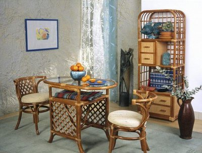 Любимая ротанговая плетеная мебель.  — Инфромация по цветам — Мебель