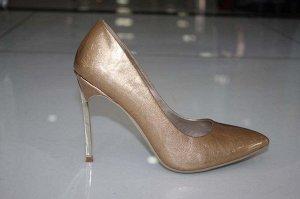 Туфли женские, искусственная кожа лак