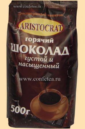 """Горячий шоколад АРИСТОКРАТ """"Густой и насыщенный"""" 500г"""