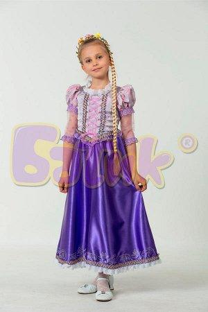 Карнавальный костюм Рапунцель