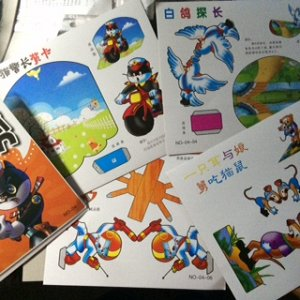 Картонные фигурки для игр