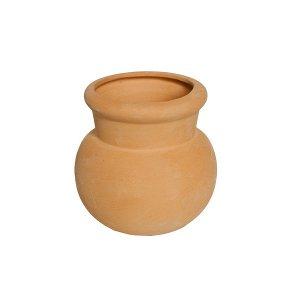 Крыночка Заготовка из керамики для росписи. Материал – глина. Подходит для росписи акриловыми красками.Материал глина  Высота 85 мм