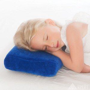 Ортопедическая подушка с эффектом памяти + подарки