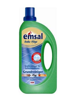 EMSAL интенсивное моющее средство для пола 1 л. (камень,плитка)