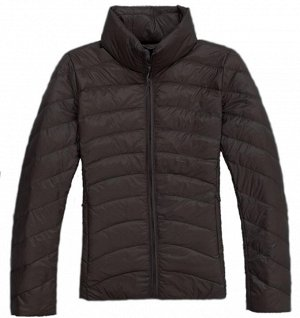 Куртка женская (темно-коричневый)