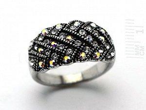 Кольцо с марказитами